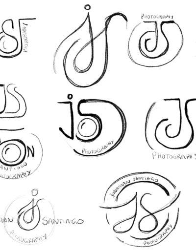JSP Logo Sketches
