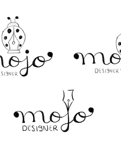 Mojo Designer's concepts Sketches