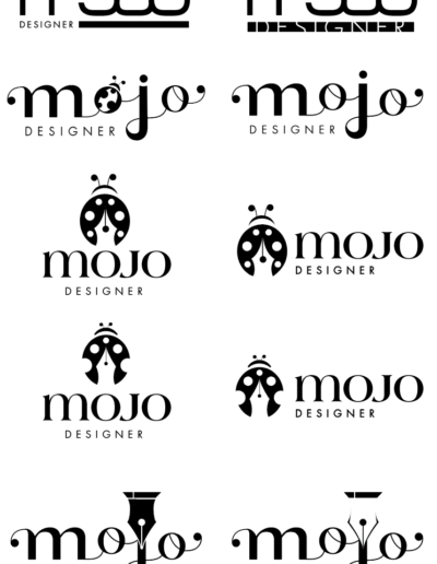 Mojo Designer Initial Concepts