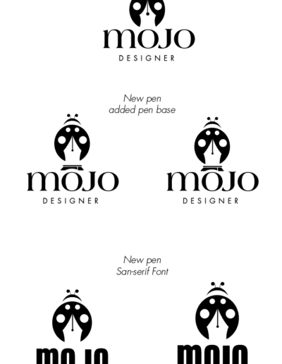 Mojo Designer Concept Refinement